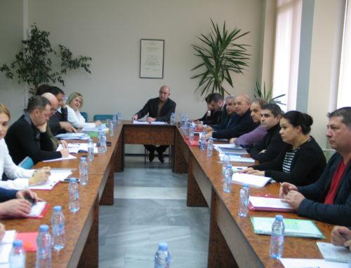 Председатялат на Общинския съвет –Несебър Румен Кулев предизвика обсъждането на проектобюджета за 2019 г