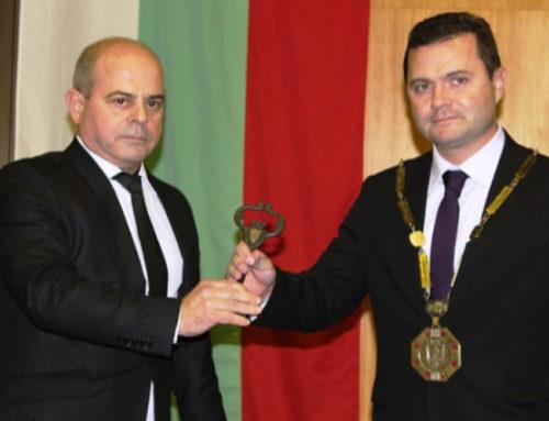 Иво Пазарджиев от групата на ВМРО  е новият председател на Общинския съвет в Русе