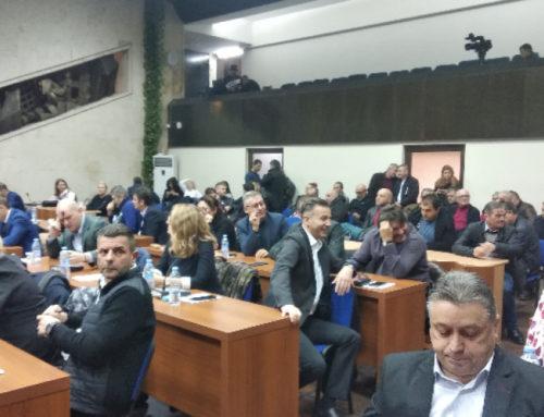 Общинският съвет в Благоевград продължава да няма председател