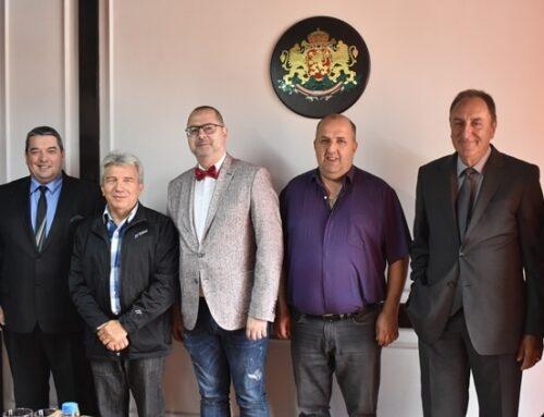 Бивши председатели на Общинския съвет се събраха за празника на Горна Оряховица