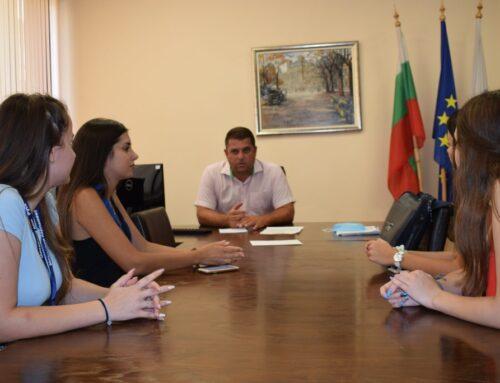 Сътрудничество между Общинския съвет – Русе и младите хора  в града