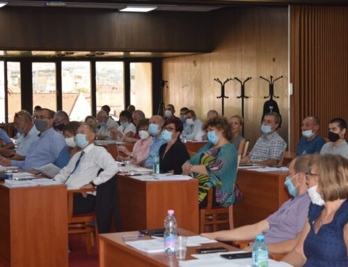 Кмет и общинските съветници се обединиха около борбата за чист въздух в Русе