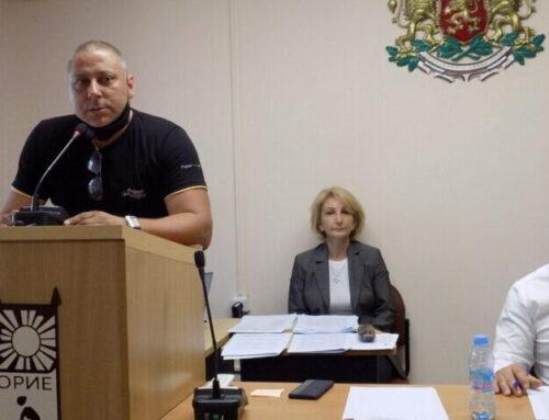 Общински съвет – Поморие утвърди герб на град Каблешково